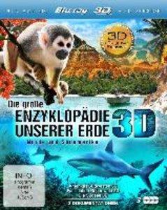 Die große Enzyklopädie unserer Erde 3D - Nord- und Südamerika