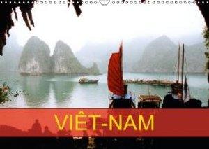 Viêt-Nam (Calendrier mural 2015 DIN A3 horizontal)