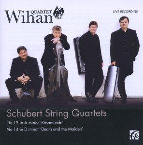 Streichquartette Nr. 13 & 14