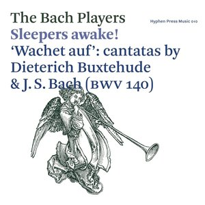 F Cantatas By Buxtehude & J.S.Bach