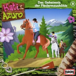 Kati & Azuro 09.Das Geheimnis der Fledermaushöhle