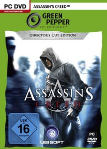 Green Pepper: Assassins Creed - Directors Cut Edition