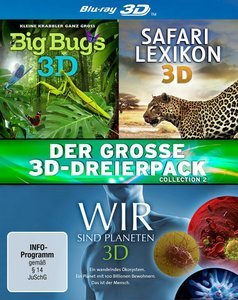 Der Große 3D-Dreierpack-Collection 2