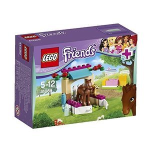 LEGO 41089 - Friends: Fohlen-Pflegestall
