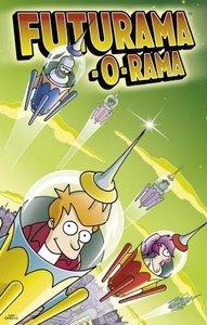 Futurama Comic 01