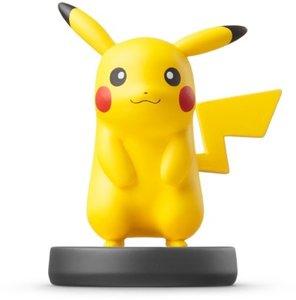 amiibo Smash Pikachu