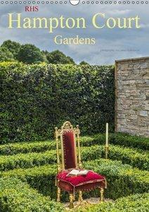 RHS Hampton Court Gardens (Wall Calendar 2015 DIN A3 Portrait)