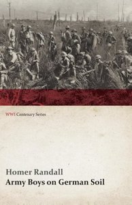 Army Boys on German Soil