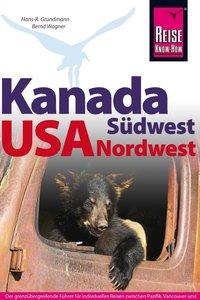 Reise Know-How Kanada Südwest / USA Nordwest