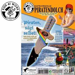 Corvus A600550 - Kids at work: Piraten-Dolch