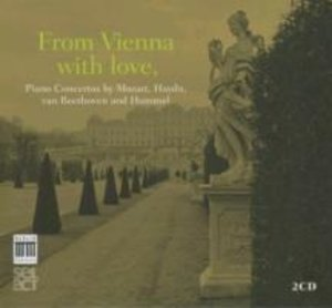 From Vienna With Love-Piano Concertos