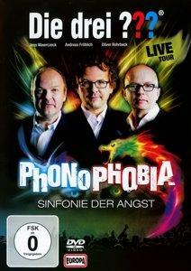 Die drei ???: Phonophobia - Sinfonie der Angst (Fragezeichen)