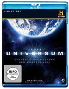 Unser Universum - Staffel 1