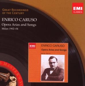 Enrico Caruso 1902-04