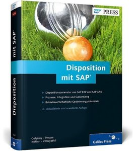 Disposition mit SAP