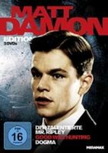 Matt Damon Edition