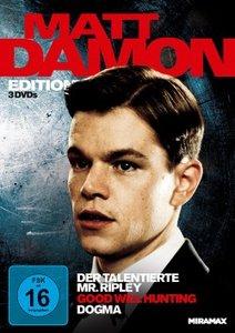 Matt Damon Edition