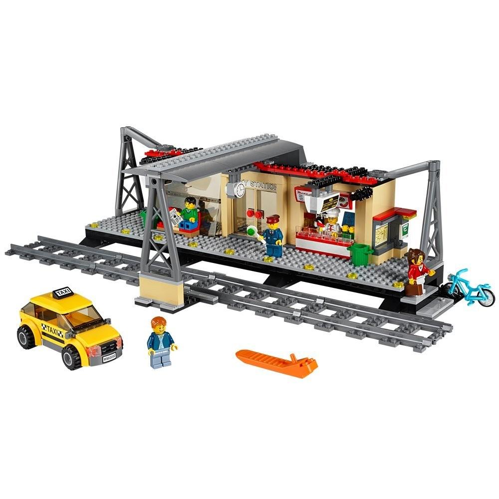 LEGO® City 60050 - Bahnhof - zum Schließen ins Bild klicken