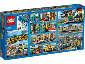 LEGO® City 60050 - Bahnhof