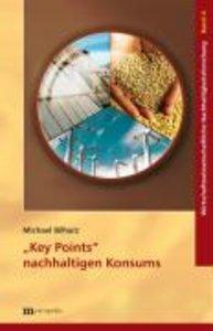 """Key Points"" nachhaltigen Konsums"