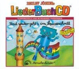 Und weiter geht's im Sauseschritt. CD und Buch