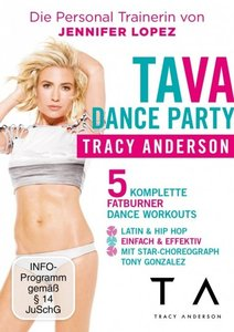 TAVA Dance Party