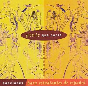 Gente que canta. CD