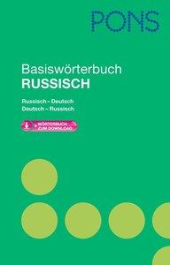PONS Basiswörterbuch Russisch