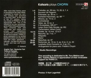 Katsaris plays Chopin