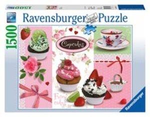 Ravensburger 16274 - Cupcakes, 1500 Teile Puzzle