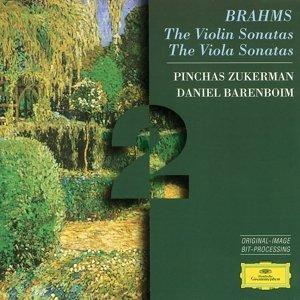 Violinsonaten 1-3/Violasonaten Op.120.1,2