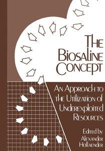 The Biosaline Concept