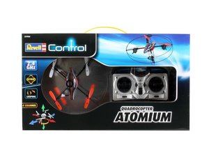 Revell Control 23986 - RC Quadrocopter Atomium, RTF/4CH/GHz fern