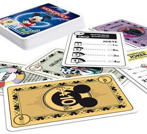Shuffle Monopoly Deal, Kartenspiel