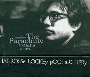 The Parachute Years 1977-1980