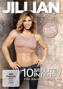 Jillian Michaels-10 Minuten Intensiv
