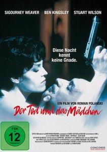 Der Tod und das Mädchen (DVD)