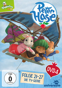 Peter Hase DVD 4