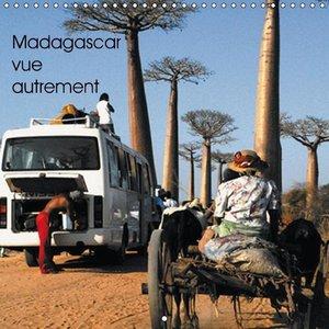 Madagascar vue autrement (Calendrier mural 2015 300 × 300 mm Squ