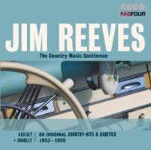 Jim Reeves-The Country Music Gentleman