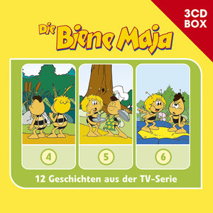 Die Biene Maja - 3-CD Hörspielbox Vol. 2