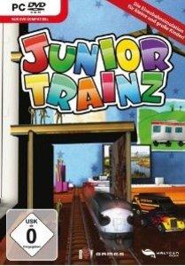 Junior Trainz, CD-ROM