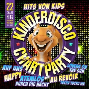 Kinder Disco Chartparty