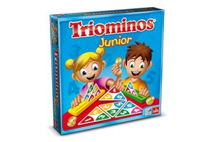Goliath 60627012 - Triominos: Junior