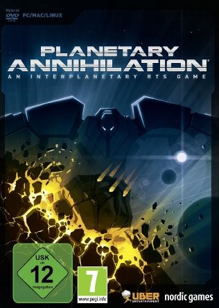Planetary Annihilation (PC-DVD) - zum Schließen ins Bild klicken
