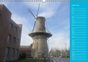 Vlaardingen Old and New Beauty (Wall Calendar 2015 DIN A3 Landsc