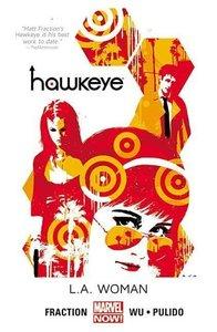 Hawkeye 03: L.A. Woman (Marvel Now)