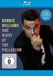 Robbie Williams-One Night at the Palladium BD