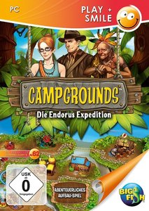 PLAY+SMILE: Campgrounds 2 - Die Endorus Expedition