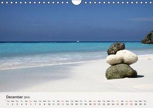 Beautiful Beaches and summer feelings (Wall Calendar 2015 DIN A4